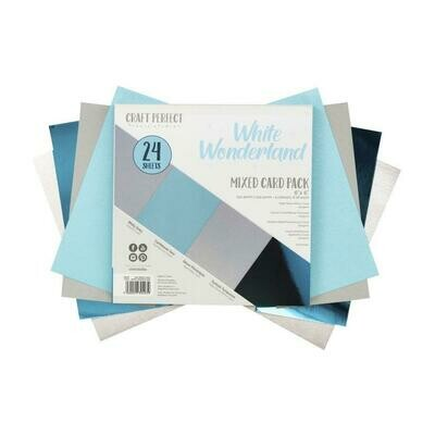 Craft Perfect Specialty Cardstock 6