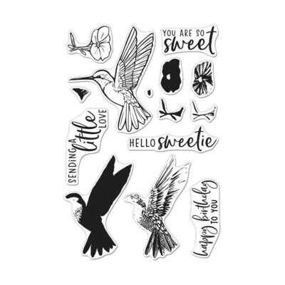 Hero Arts Color Layering Clear Stamps 4