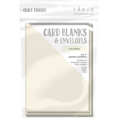 Craft Perfect Card Blanks 5