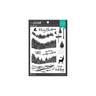 Hero Arts Clear Stamps 6