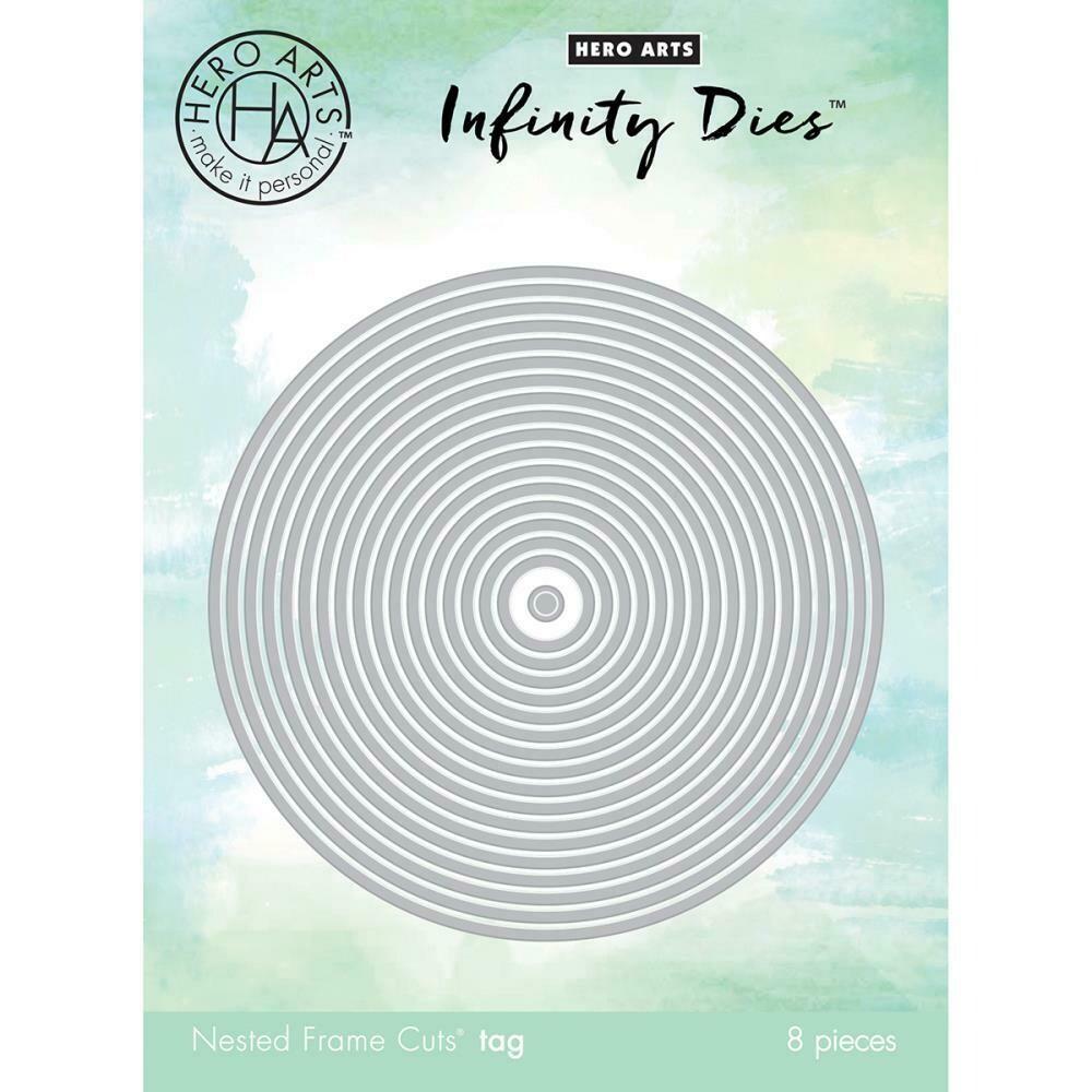 Hero Arts Infinity Dies Circle