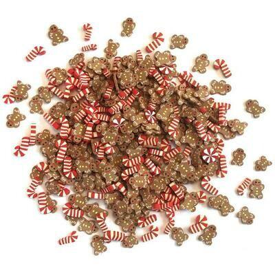 Sprinkletz Embellishments - Santa's Treats