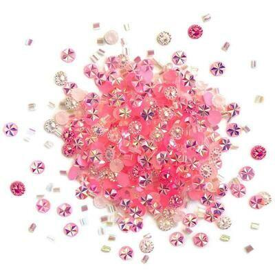 Doo Dadz Embellishments - Pink Frosting