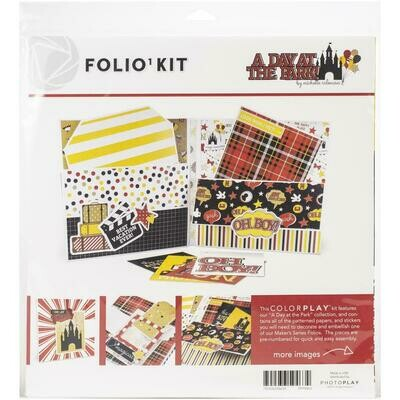 PhotoPlay Folio Kit A Day At The Park