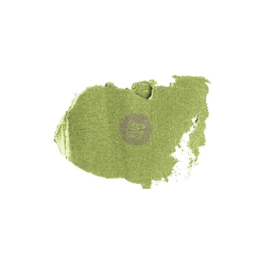 Finnabair Art Alchemy Antique Brilliance Wax .68 Fluid Ounce Lucky Emerald