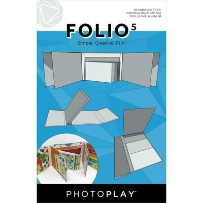 PhotoPlay Folio 5.5