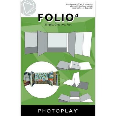 PhotoPlay Folio 4 6.5