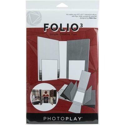PhotoPlay Folio 3 - 4.5