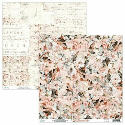 Mintay Papers Florabella 12 x 12 sheet #5
