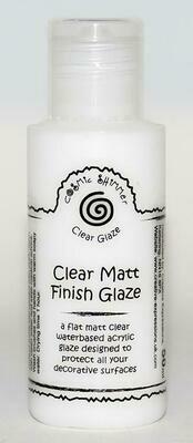 Cosmic Shimmer Glaze - Matte