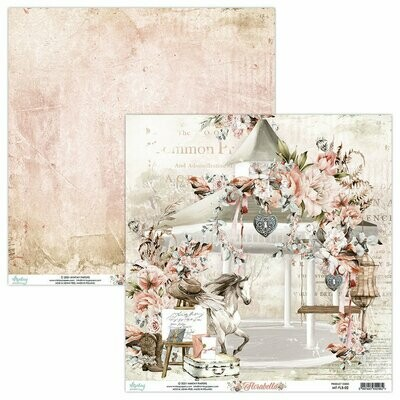 Mintay Papers Florabella 12 x 12 sheet #2