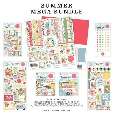 Carta Bella Mega Bundle Collection Kit 12