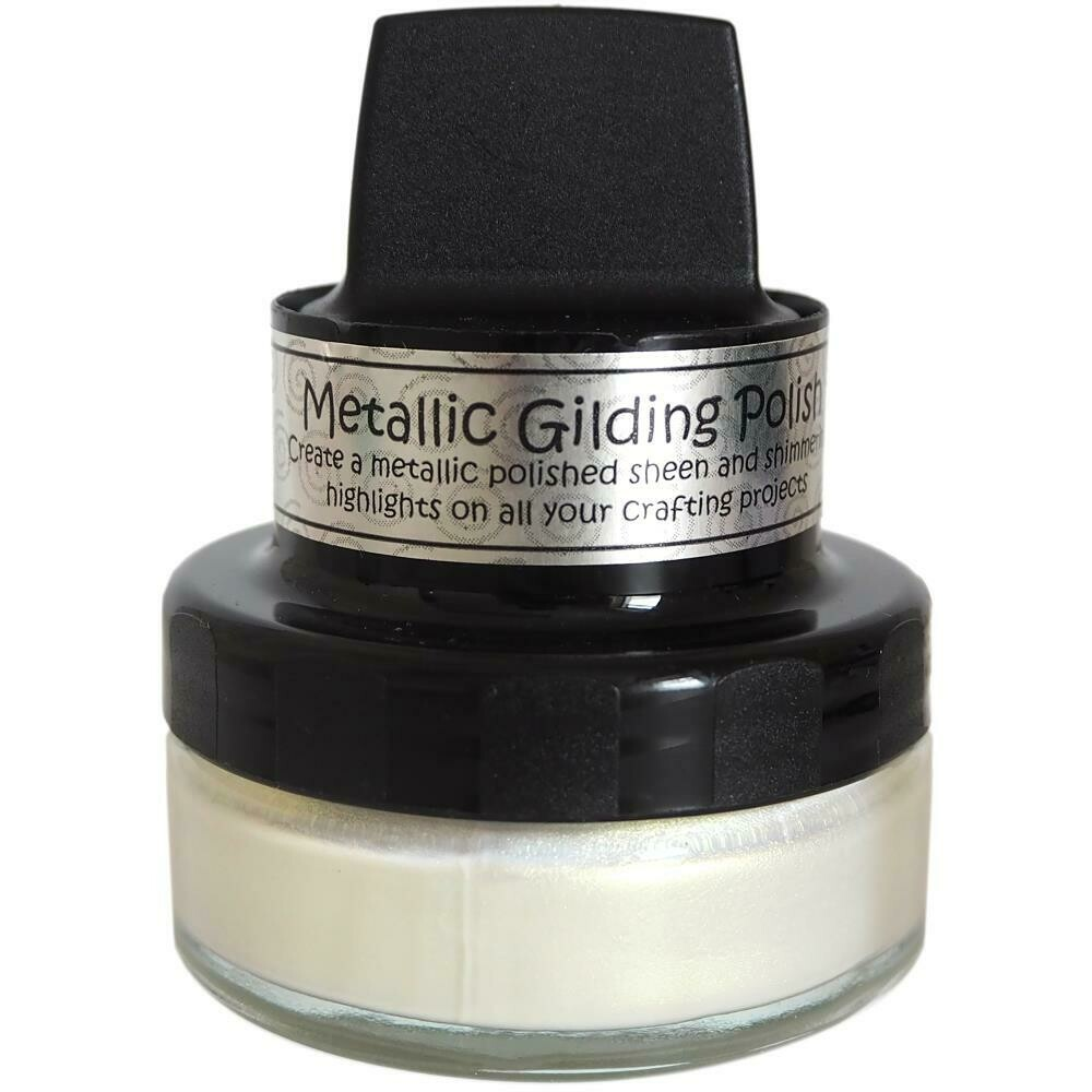 Metallic Gilding Polish by Creative Expressions Pearl