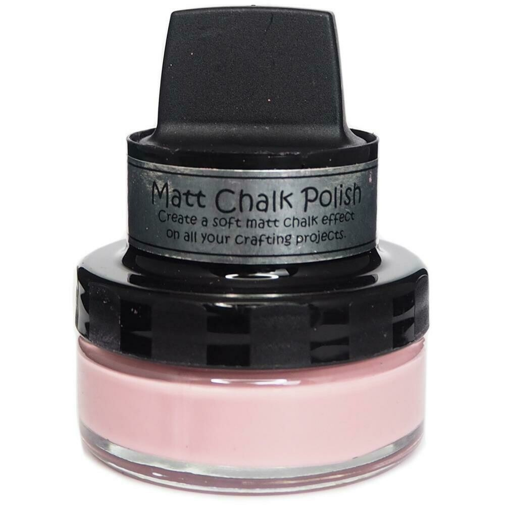 Cosmic Shimmer Matt Chalk Polish 50ml Ballet Slippers