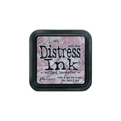 Tim Holtz Distress Ink Pad Milled Lavender