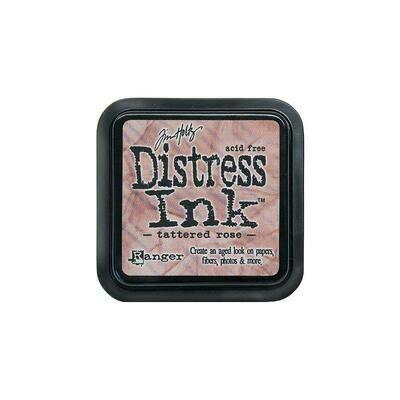 Tim Holtz Distress Ink Pad Tattered Rose