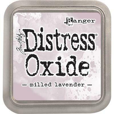 Tim Holtz Distress Oxide Ink Pad Milled Lavender