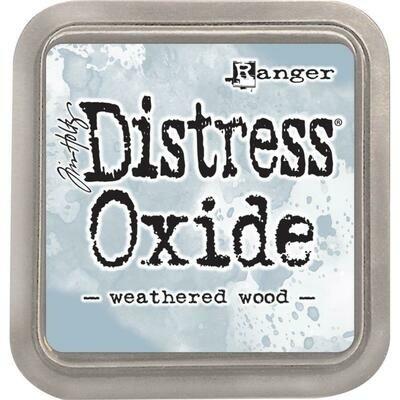 Tim Holtz Distress Oxide Pad Weathered Wood