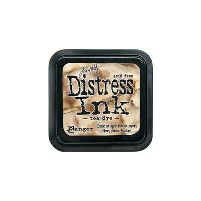 Tim Holtz Distress Ink Pad Tea Dye