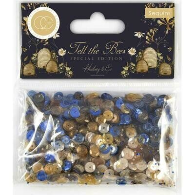Tell The Bees Special Edition Sequins