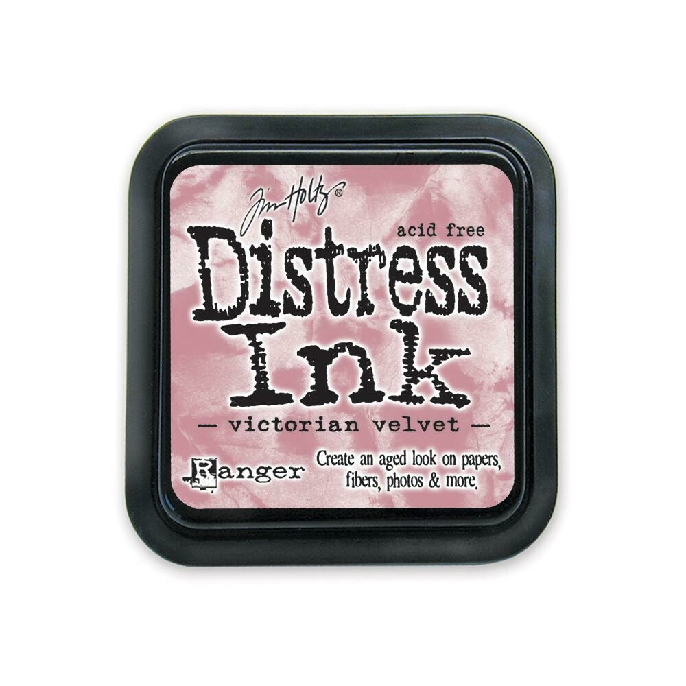 Tim Holtz Distress Ink Pad Victorian Velvet