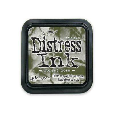 Tim Holtz Distress Ink Pad Forrest Moss