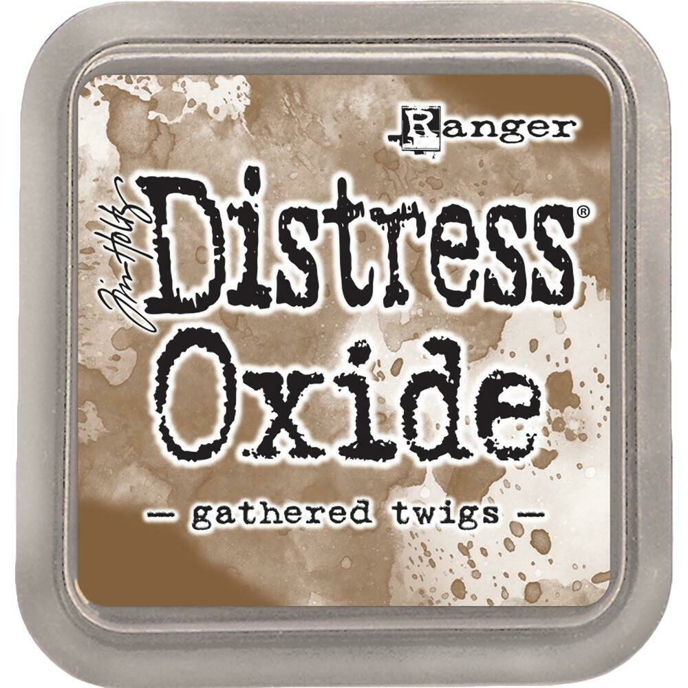 Tim Holtz Distress Oxide Pad Gathered Twigs