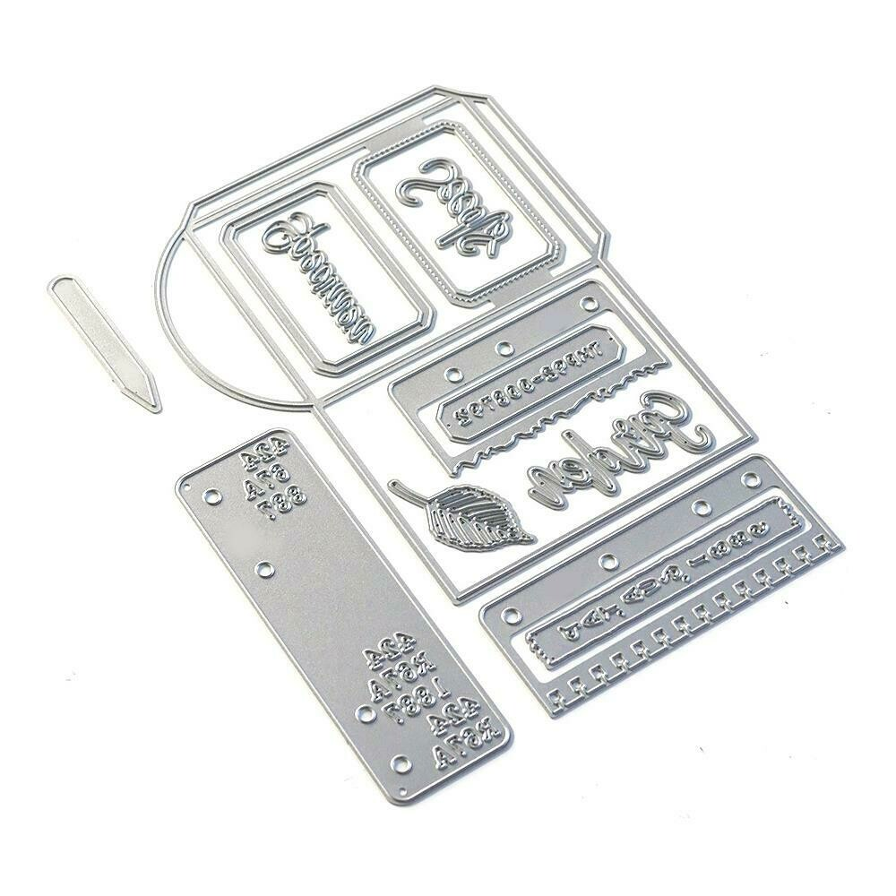 Elizabeth Craft Metal Die Sidekick Essentials 16