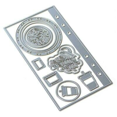 Elizabeth Craft Metal Die Sidekick Essentials 4