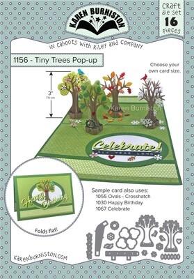 Karen Burniston Dies Tiny Trees Pop-up