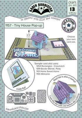 Karen Burniston Dies Tiny House Pop-up