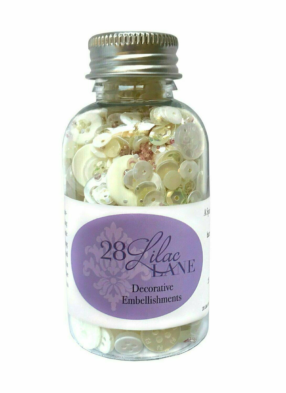 28 Lilac Lane Decorative Embellishments Winter Wonderland