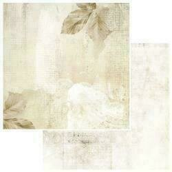 """49 and Market Vintage Artistry Natural Double-Sided Cardstock 12""""X12"""" Gilded"""
