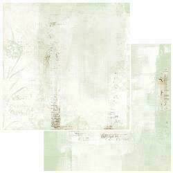 """49 and Market Vintage Artistry Sage Double-Sided Cardstock 12""""X12"""" Papillion"""