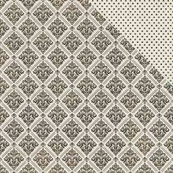 """Authentique Accolade Double-Sided Cardstock 12""""X12"""" #3"""