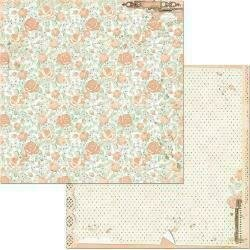 """Bo Bunny Once Upon A Lifetime Double-Sided Cardstock 12""""X12"""" Discoveries"""