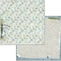 """Bo Bunny Once Upon A Lifetime Double-Sided Cardstock 12""""X12""""Namesake"""