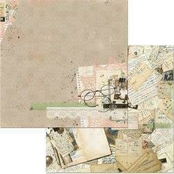 """Bo Bunny Once Upon A Lifetime Double-Sided Cardstock 12""""X12"""" Once Upon A Lifetime"""