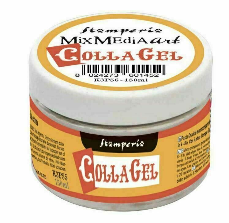 Colla Gel medium by Stamperia - 150ml