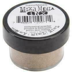 ColorBox Mix'd Media Inx Embossing Powder .5oz Honey