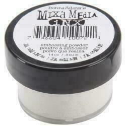 ColorBox Mix'd Media Inx Embossing Powder .5oz Jasmine