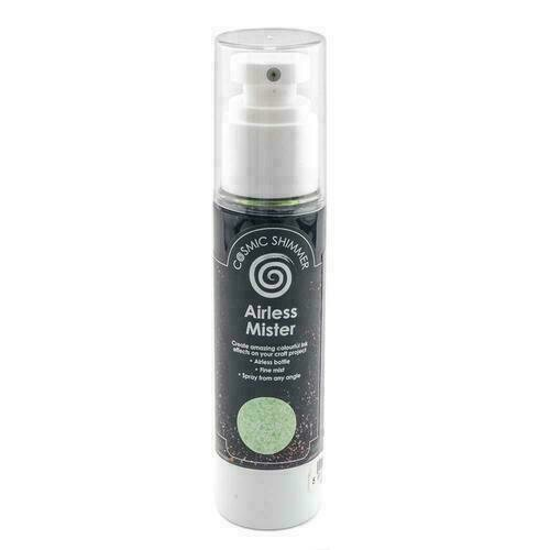 Cosmic Shimmer Airless MisterColour: Green Galore