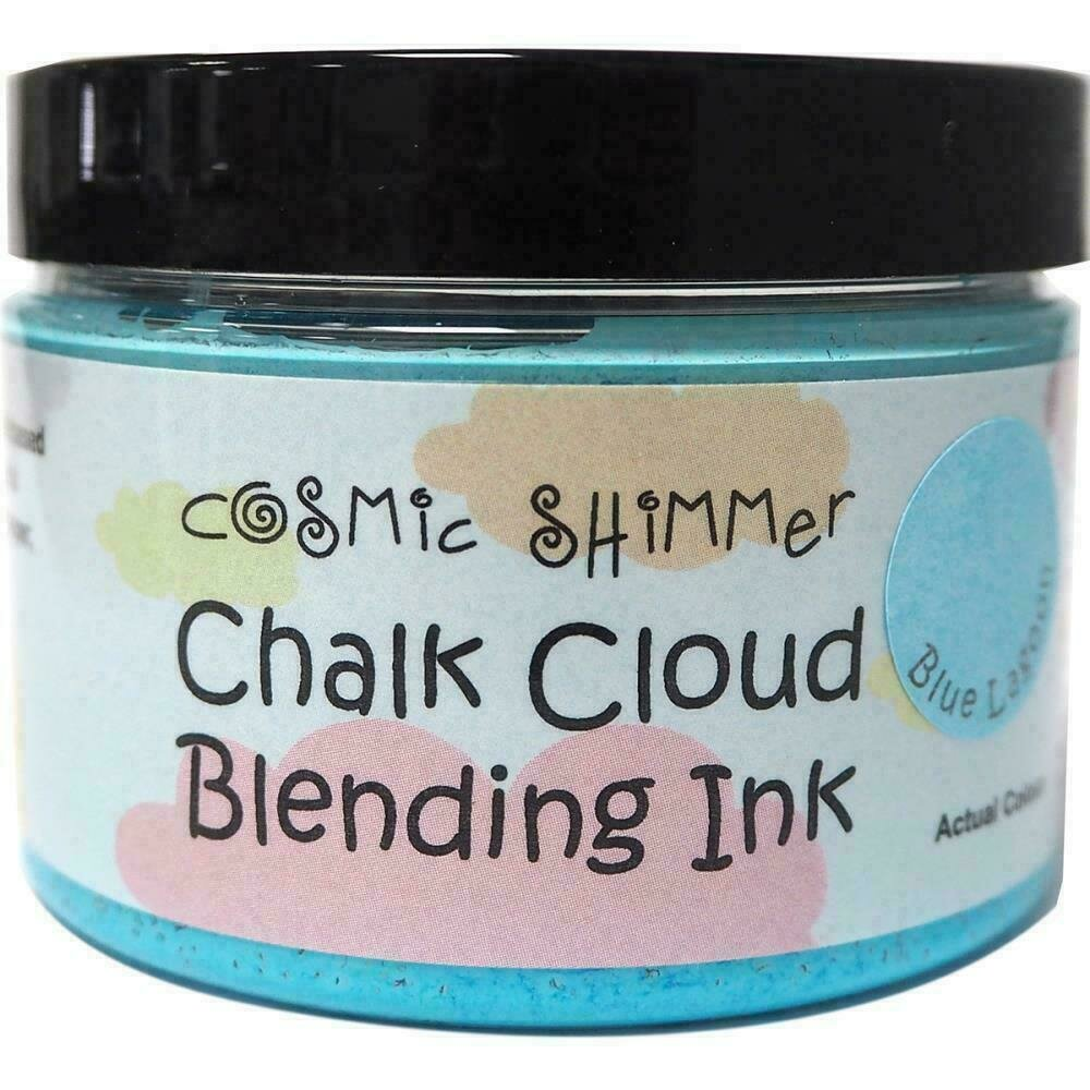 Cosmic Shimmer Chalk Cloud Blue Lagoon