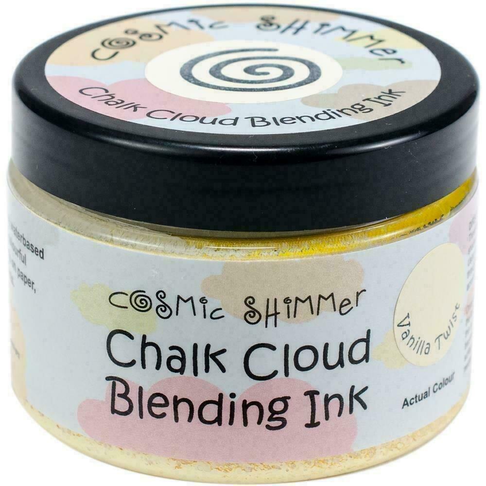 Cosmic Shimmer Chalk Cloud Vanilla Twist