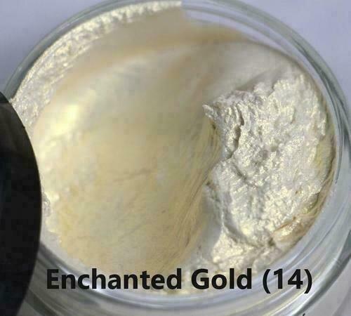 Cosmic Shimmer Metallic Gilding Polish Enchanted Gold