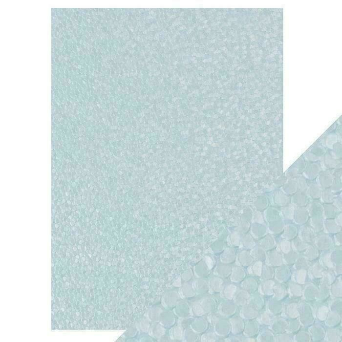 Craft Perfect - Hand Crafted Cotton Paper - Hail Storm - A4(5/PK)