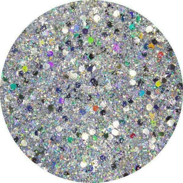 Glitter solvent resistant glitter - Biker Babes