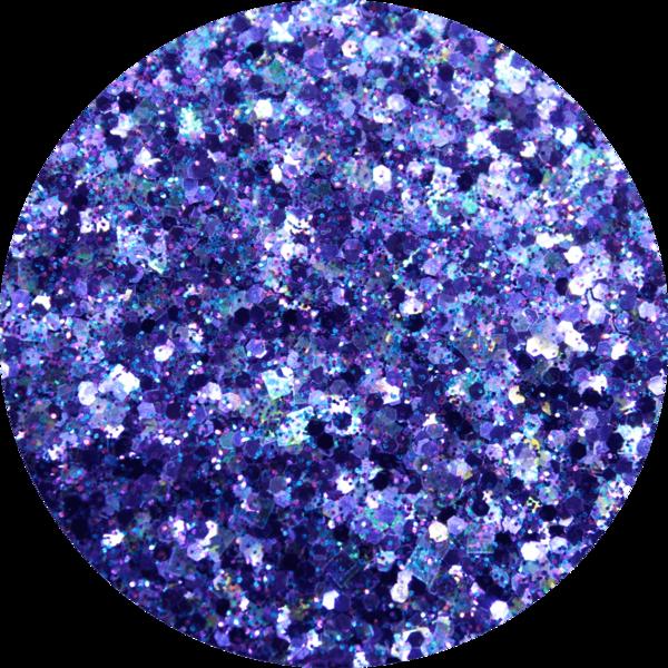 Glitter solvent resistant glitter -Dynasty