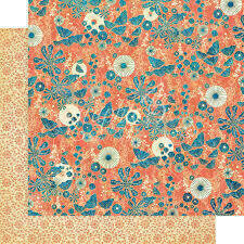 """Graphic 45 Sun Kissed Double-Sided Cardstock 12""""X12"""" Under the Sea"""