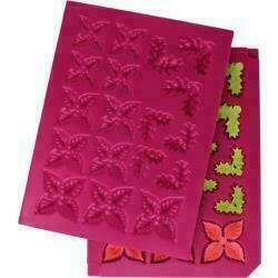 Heartfelt Creations Shaping Mold 3D Christmas Poinsettia